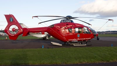 G-CGPI - Eurocopter EC 135T2+ - Bond Air Services