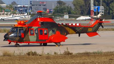 A picture of HU.2703 - Eurocopter AS532AL Cougar -  - © Fernandez Manuel