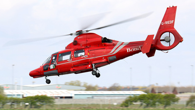 G-REDF - Aérospatiale SA 365N3 Dauphin 2 - Bond Offshore Helicopters