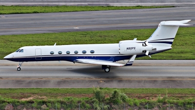 N80PS - Gulfstream G-V - Private