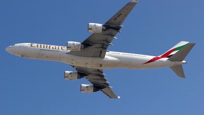 A6-ERA - Airbus A340-541 - Emirates
