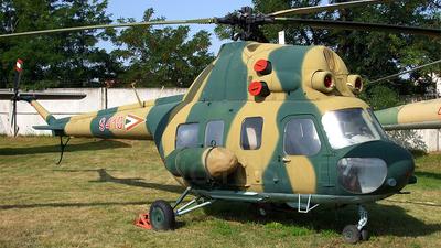 9410 - PZL-Swidnik Mi-2 Hoplite - Hungary - Air Force