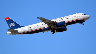 N660AW - Airbus A320-232 - US Airways