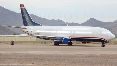 A picture of N432US - Boeing 7374B7 - [24554] - © Alessandro Lukas