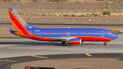 N691WN - Boeing 737-3G7 - Southwest Airlines
