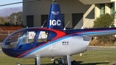 ZK-IGC - Robinson R44 Raven II - Garden City Helicopters