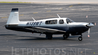 A picture of N139WT - Mooney M20M - [270283] - © Agustin Anaya