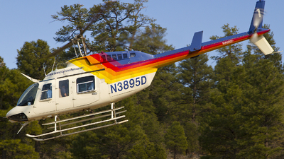 N3895D - Bell 206L-1 LongRanger - Papillon Grand Canyon Helicopters
