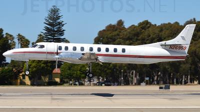 A picture of N26959 - Fairchild Swearingen Metroliner - [AC662B] - © planespotter3