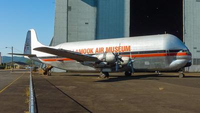N422AU - Aero-Spacelines 377SGT Mini Guppy - Private