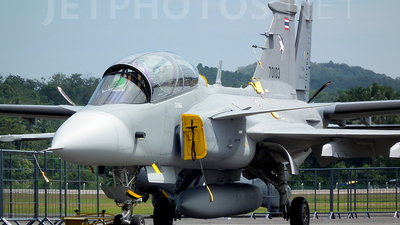 Kh20k-3/54 - Saab JAS-39D Gripen - Thailand - Royal Thai Air Force