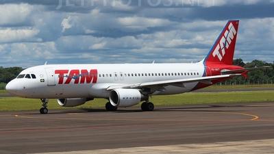 PR-MHT - Airbus A320-214 - TAM Linhas Aéreas