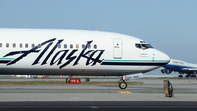 N320AS - Boeing 737-990 - Alaska Airlines