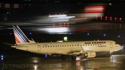 F-HBLC - Embraer 190-100LR - Air France (Régional)