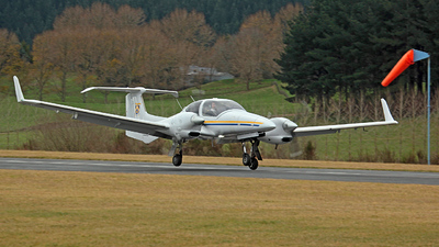 ZK-CTI - Diamond DA-42 Twinstar - CTC Aviation Training