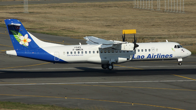 F-WWEN - ATR 72-212A(600) - Lao Airlines