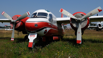 C-FEFX - Conair S-2 Firecat - Conair Aviation
