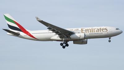 A6-EAR - Airbus A330-243 - Emirates