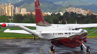 PT-OGE - Cessna 208 Caravan - Microsurvey