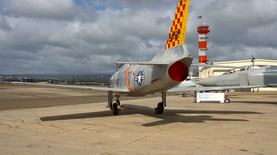52-4191 - North American F-86L Sabre - United States - US Air Force (USAF)