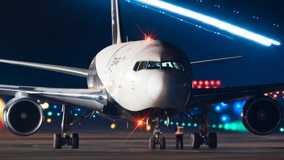 OY-SRH - Boeing 767-204(SF) - Star Air