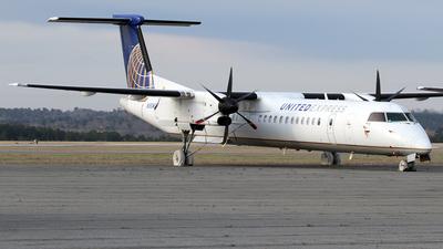 N190WQ - Bombardier Dash 8-Q402 - United Express (Republic Airlines)