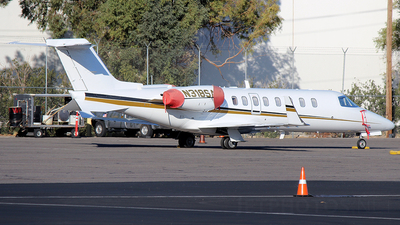 N318SA - Bombardier Learjet 45 - Private
