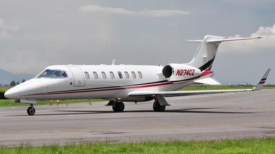 N274CZ - Bombardier Learjet 45 - Private