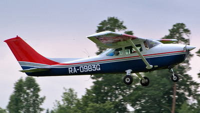 RA-0983G - Cessna 182N Skylane - Private