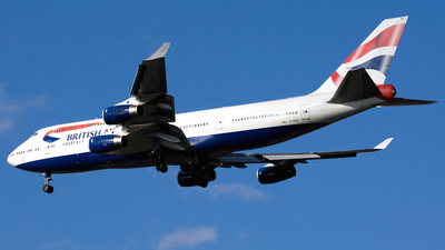 G-CIVO - Boeing 747-436 - British Airways