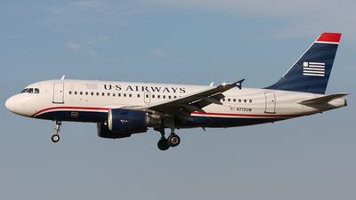 N713UW - Airbus A319-112 - US Airways