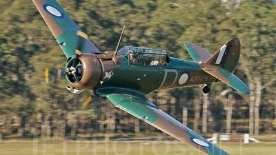 VH-WWY - CAC CA-3 Mk.II Wirraway - Private