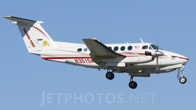 N351SA - Beechcraft B200 Super King Air - Guardian Flight