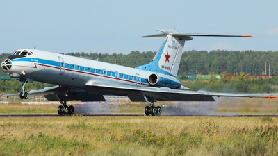 RF-90914 - Tupolev Tu-134AK - Russia - Air Force
