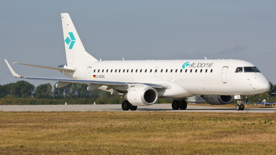 D-AEMG - Embraer 190-100LR - Air Dolomiti