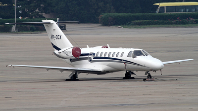 VP-CCX - Cessna 525B CitationJet 3 - Private