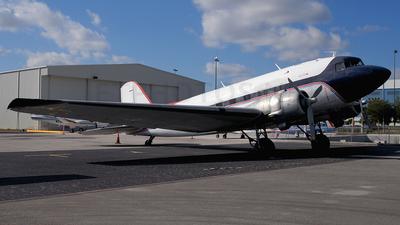 YV1854 - Douglas DC-3 - Private