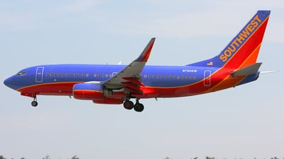 N790SW - Boeing 737-7H4 - Southwest Airlines
