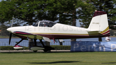 A picture of VHLWD - Van's RV7A - [72457] - © Brenden