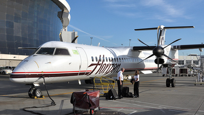 N414QX - Bombardier Dash 8-Q402 - Horizon Air