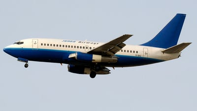 5Y-BXZ - Boeing 737-247 - Jubba Airways