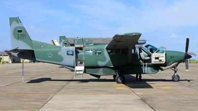 A picture of FAB2737 - Cessna C98A Caravan -  - © ricardo hebmuller