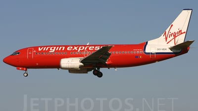 OO-VEH - Boeing 737-36N - Virgin Express