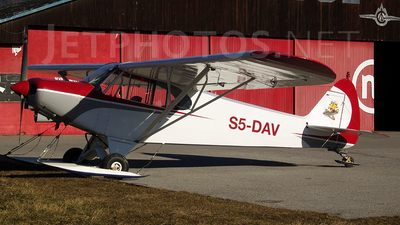 S5-DAV - Piper PA-18-150 Super Cub - Private