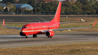 UR-AAP - Boeing 737-7L9 - AeroSvit Ukrainian Airlines