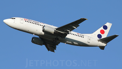 A picture of YUANF - Boeing 7373H9 - [23330] - © Marcello Galzignato