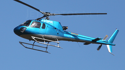 G-SPVK - Eurocopter AS 350B3 Ecureuil - Private