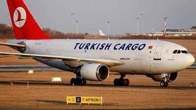 TC-JCT - Airbus A310-304(F) - Turkish Airlines Cargo
