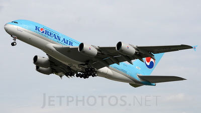 F-WWSJ - Airbus A380-861 - Korean Air