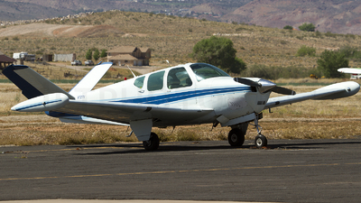 N727V - Beechcraft J35 Bonanza - Private
